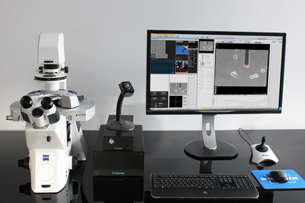 AFM System - Bruker BioScope Resolve
