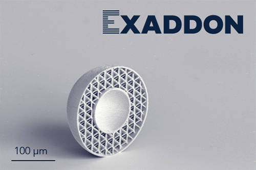 Cytosurge at a glance - Printed object by Exaddon